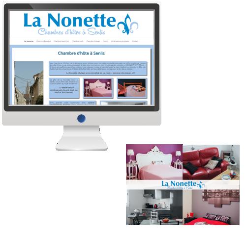 Site Internet<br>Tourisme et Hébergement
