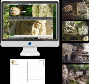 Site InternetArt et Tourisme