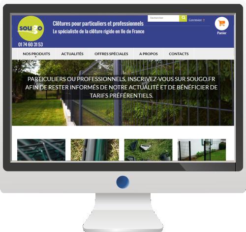 Conception de site Internet professionnel sur Claye-Souilly, Lagny, Chelles