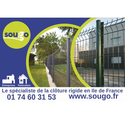 Conception de signalétique de chantier sur Claye-Souilly, Lagny, Chelles