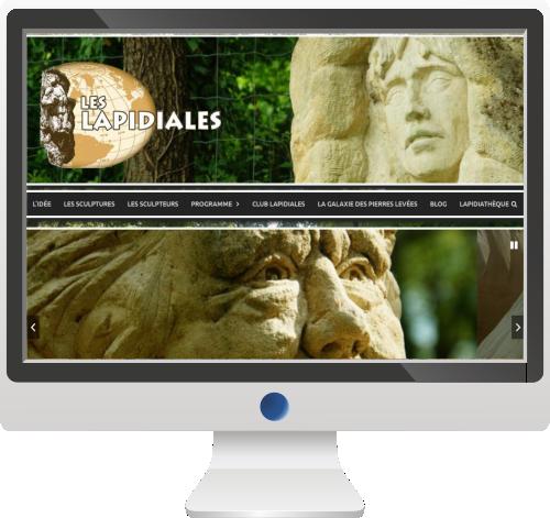 Art et Tourisme<br>Site Internet<br>Print