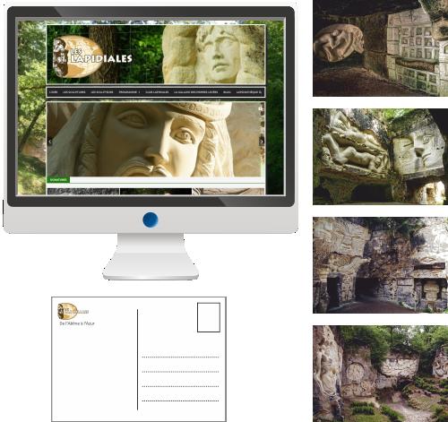Site Internet<br>Art et Tourisme