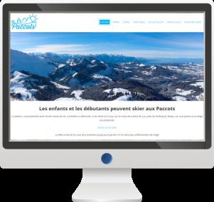 Site InternetSport et Tourisme