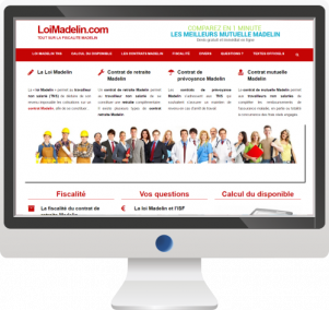 Actualité ÉconomiqueSite Internet