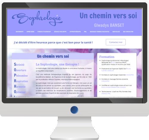 Site Internet<br>Médical et Para-médicale