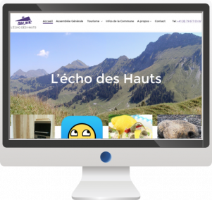 Site InternetGroupement de Propriétaires