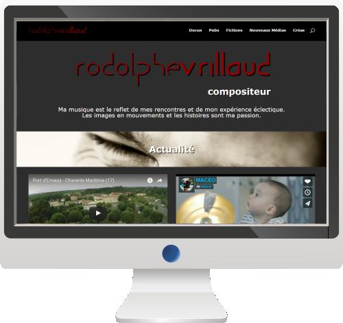 Site Internet<br>Compositeur