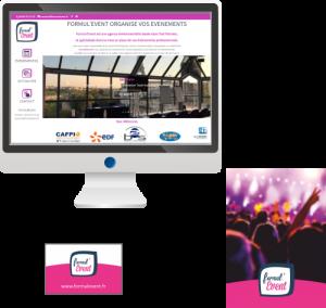 Site Internet Agence événementielle